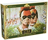 Image for board game Academy Games ACA05354 1754 Conquest The French And Indian War Board Game
