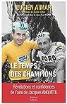 Le temps des champions par Vespini