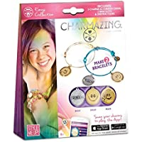 Esclusivo Charmazing Let' s Get Started. Charm Bracelet – Kit Karma Emoji Collection 2 – Yolo, Angelo e Laugh – Ultima Release.