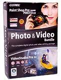 Corel Foto & Video Bundle: Paint Shop Pro Ultimate Foto X2& VideoStudio Pro X2