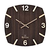 BSQUARE 12 inches Handcrafted Wooden Wal...