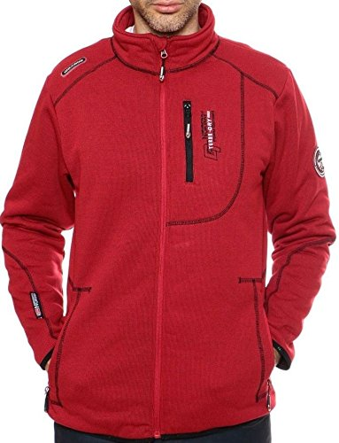 geographical-norway-softshell-fleecejacke-tonka-rot-rot-grosse-xl