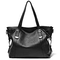 Women's Vintage Leather Tote Bag Shoulder Bag Handbag Wallet Crossbody Bag