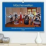 Das Märchenschloss im Bayerischen Wald(Premium, hochwertiger DIN A2 Wandkalender 2020, Kunstdruck in Hochglanz): Bilder aus dem Märchen-und ... (Monatskalender, 14 Seiten ) (CALVENDO Orte)