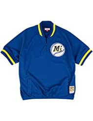 Ken Griffey Jr. Seattle Mariners Mitchell & Ness Authentic 1992 Warm-Up Jacket Veste