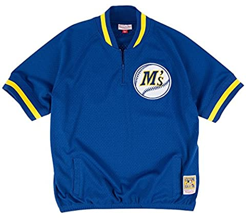 Ken Griffey Jr. Seattle Mariners Mitchell & Ness Authentic 1992