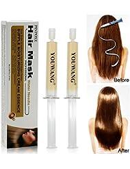 Professional Hair Treatment, Home Verwendung Behandlung Kit, Salon Qualität Haar Glätten/Blow Dry/glätten