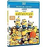 Minions (3D + 2D) - 2 Disc Edition