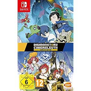 Digimon Story: Cyber Sleuth Complete Edition – [Nintendo Switch]