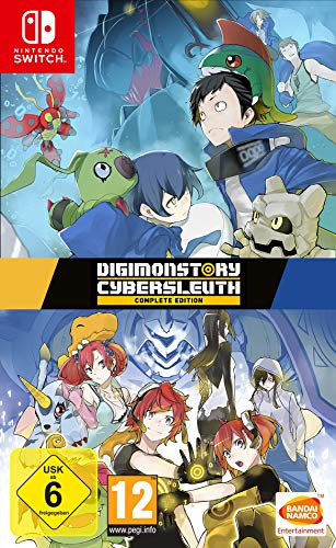 Digimon Story: Cyber Sleuth Complete Edition - [Nintendo Switch]