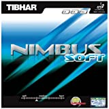 Tibhar Belag Nimbus Soft, 2,0 mm, rot