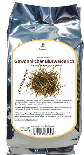 Blutweiderich - (Lythrum salicaria, Gewöhnlicher Blutweiderich) - 50g