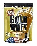 Weider, Gold Whey Protein, Schoko, 1er Pack (1x 2 kg)