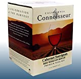 Home Brew & Wine Making Red Wine Ingredient Kit - California Connoisseur - Cabernet Sauvignon 6 Bottle