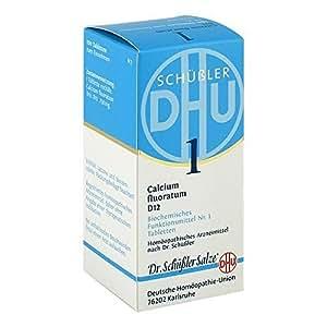 DHU Schüßler 1 Calcium fluoratum D12 Tabletten, 200 St.
