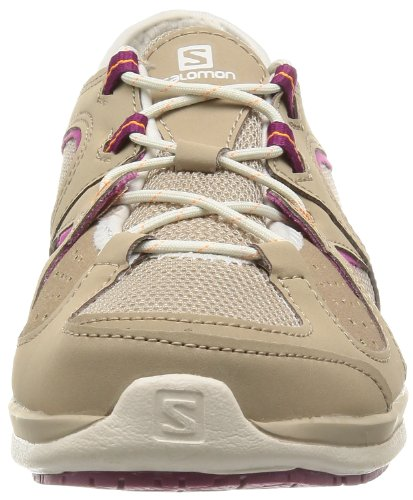 Salomon, Sneaker donna Marrone (foundation/light grey -/m)