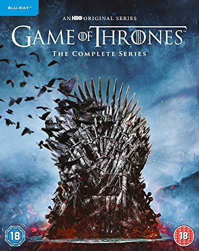 Picture of Game of Thrones Seasons 1-8 - The Complete Series