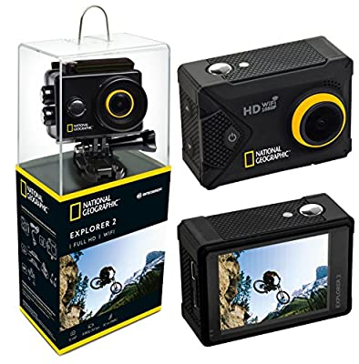 National Geographic Action Cam Explorer