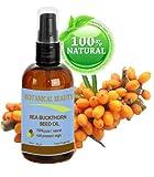 Sanddornkernöl - 100% rein für Hautpflege - 60ml