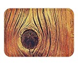 HLKPE Doormat Home Decor Lfe Tree Concept with Divided Core Macro CircleHabitat Natural Wonder Photo Fabric Bathroom Decor Set with Hook Long Brown.jpg 15.7X23.6 Inches/40X60cm