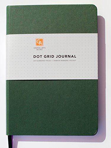 Dot Grid Journal - Palm (Dot Grid Journals) Palm Dot
