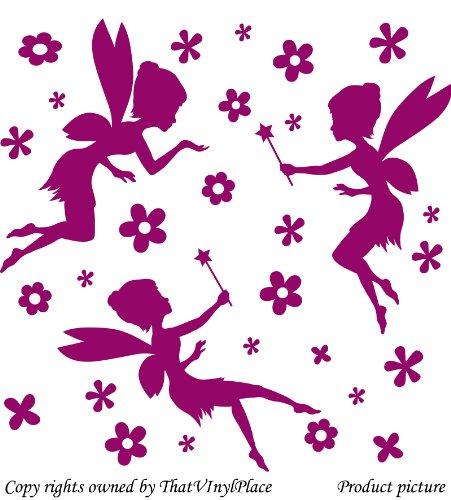 3-fatine-e-fiori-wall-sticker-60-cm-x-60-cm-colore-lampone-fata-sprite-peri-fay-camera-da-letto-stan