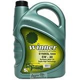 Aceite Winner Symbol 5000 5W30 5 litros