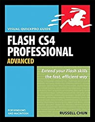 [(Flash CS4 Professional Advanced for Windows and Macintosh : Visual QuickPro Guide)] [By (author) Russell Chun] published on (December, 2008)