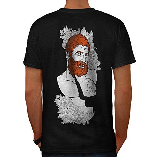 Mode Faust Schmerz Herren M T-shirt Zurück | Wellcoda (Griechische Männliche Kostüme)