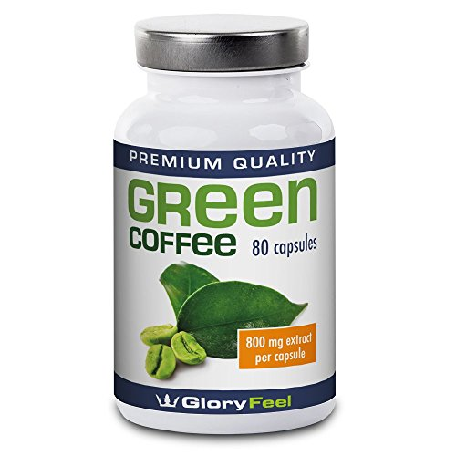 green coffee High Strength Green Coffee Bean Capsules + Vit C 51Tu 2BiVTDUL
