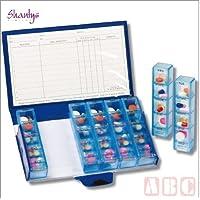 Shantys Tablettenspender Spenderdose - 7 x Tagesdosierung preisvergleich bei billige-tabletten.eu