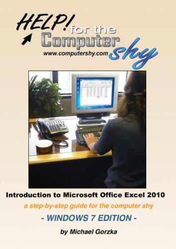 Preisvergleich Produktbild Introduction to Microsoft Office Excel 2010 - Windows 7 Edition