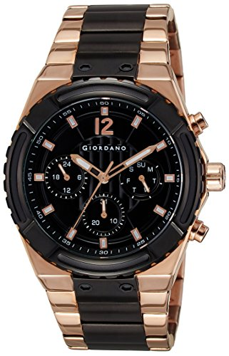 51Tu hX0o4L - Giordano 1738 66 Mens watch