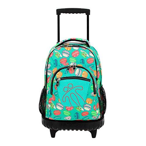 Mochilas escolares con ruedas, mochilas grandes infantiles en varios...
