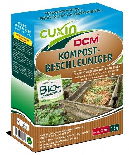 Accélérateur de compostage Poids 1,5 kg