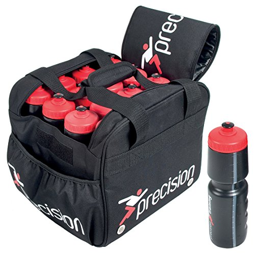 Precision Training Football   Rugby Sporting Goods Water Bottle Carry Bag rrp  21