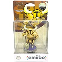 Shovel Knight Gold Amiibo - Nintendo Switch [Edizione: Regno Unito]