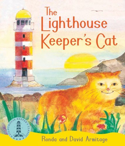 The Lighthouse Keeper's Cat por Ronda Armitage