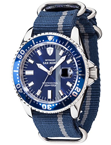 Reloj DETOMASO para Hombre DT1025-P_mehrfarbig