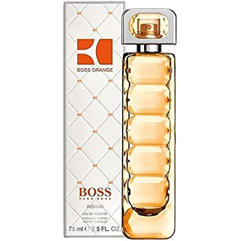 HUGO BOSS-BOSS BOSS ORANGE agua de tocador vaporizador 75 ml