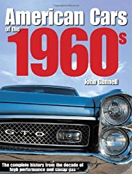 American Cars of the 1960s: A Decade of Diversity by John Gunnell (2005-10-25)