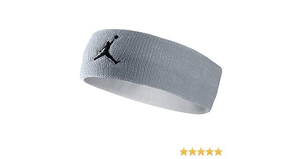 Nike Jordan Jumpman Fascia - Multicolore (Wolf Greey Bianco Nero) - Taglia  Unica  Amazon.it  Sport e tempo libero 4f5177c35d29