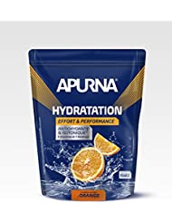 APURNA - BOISSON HYDRATATION Orange -doypack de 1500g