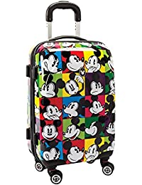 mickey mouse suitcase luggage. Black Bedroom Furniture Sets. Home Design Ideas