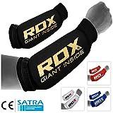 RDX Avambraccio Pads Protecter di Sostegno del Gancio Guardie Guardia MMA Imbottito Protezione Banda (CE Certificato Approvato da SATRA)