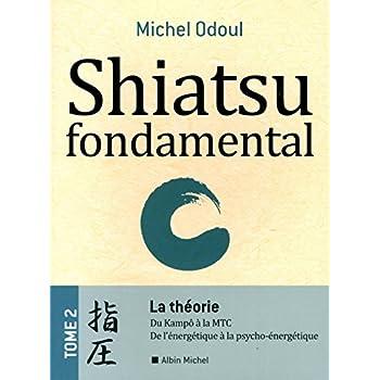 Shiatsu fondamental - tome 2 - La théorie: Du Kampo à la M.T.C.. De l'énergétique à la psycho-énergétique