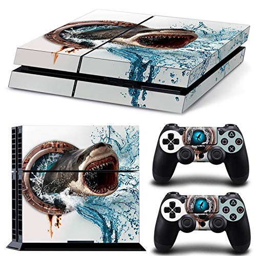 Pink Alu Motiv Video Game Accessories Buy Cheap Sony Ps4 Playstation 4 Skin Design Aufkleber Schutzfolie Set Faceplates, Decals & Stickers