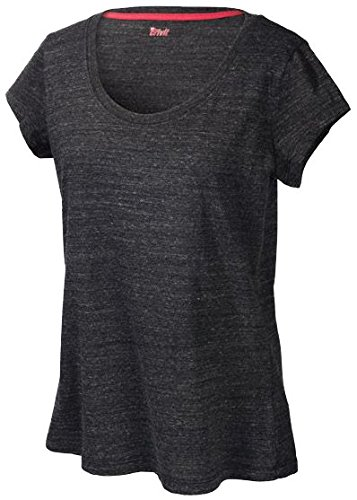 Crivit Damen Wellness-Shirt (Gr. S 36/38, Grau)
