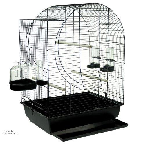 vogelkafiggrosssittichwellensittichkafigexotekanarien-elizabeth-gratis-badehaus