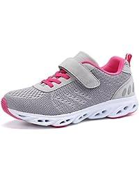 Unisex - Erwachsene Herbst Winter Sneaker Sport Outdoorschuhe Turnschuhe Laufschuhe Freizeitschuhe ( Vier Farben ) (38, Rosa)